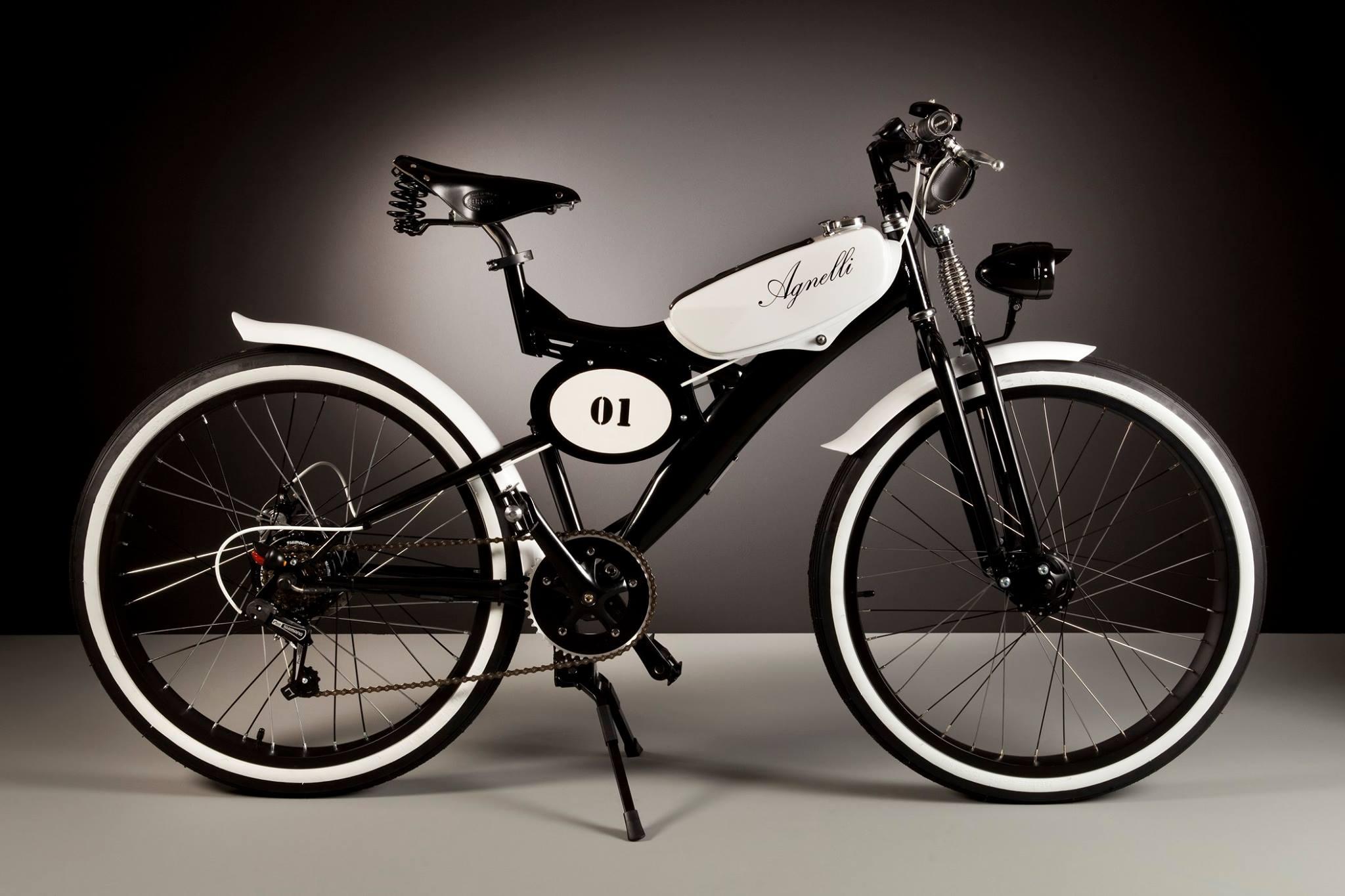 luca agnelli vintage bike