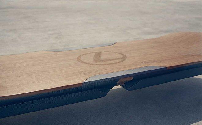 lexus slide legno