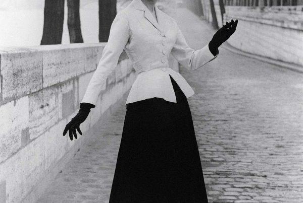 moda donna anni 40